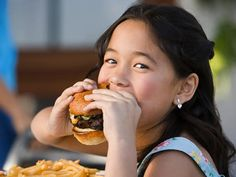Fast food linked to asthma and allergies