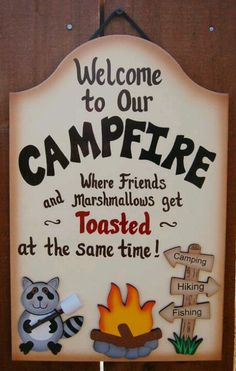 @Ana Maranges, does this describe your camping trips?