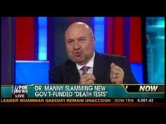 "Obamacare Death Panels Are Here! Neil Cavuto speaks with Dr. Manny Alvarez about a government-funded study outlining a ""Mortality Test"" for patients."