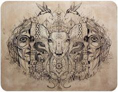 David Hale - White Deer