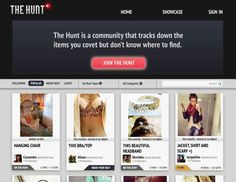 The Hunt Launches To Help You Find Items From Photos On Pinterest, Instagram AndOthers