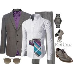 Business Attire by keri-cruz on Polyvore featuring mode, Burberry, Doublju, Cole Haan, Dior Homme, 7 For All Mankind and Paul Smith