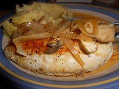 Heat's Kitchen: Mushroom-Herb Chicken