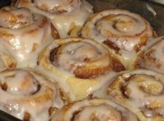 Easiest Ever Cinnamon Rolls Recipe