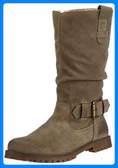 9eb87d694c81 Tamaris 26456, Damen Biker Boots, Beige (Taupe 341), 36 EU (3.5 Damen UK) -  Stiefel für frauen ( Partner-Link)