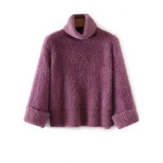 SHARE & Get it FREE | Turtleneck Fuzzy Loose SweaterFor Fashion Lovers only:80,000+ Items • FREE SHIPPING Join Twinkledeals: Get YOUR $50 NOW!