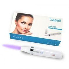 i-Acne Basall - Aparelho Portátil de Fototerapia para Acnes - com as melhores condições você encontra no Magazine Voceflavio. Confira!