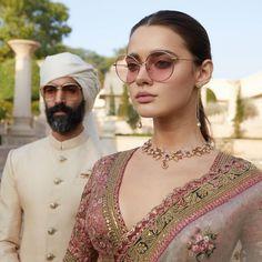 Sabyasachi 2019 Destination Wedding Lehengas & Other Outfits - Sabyasachi Sarees, Anarkali, Bollywood Saree, Bollywood Fashion, Dress Indian Style, Indian Dresses, Indian Wedding Outfits, Indian Outfits, Indian Clothes