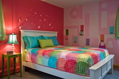 Teen Girl Bedroom Design Ideas, Pictures, Remodel, and Decor - page 12