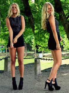 SPARKELING BLACK (by Fanny Staaf) http://lookbook.nu/look/3618685-SPARKELING-BLACK