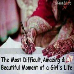 She never understands weather to be happy for the love of our life or to be sad for leaving her family All Quotes, Couple Quotes, Best Quotes, Muslim Images, Islam Marriage, My Love Story, Islamic Love Quotes, Dear Diary, Real Love