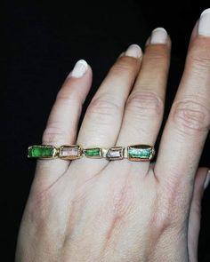 We❤️ tourmalines.. #konstantinatojewels# Charmed, Jewels, Bracelets, Instagram, Bangle Bracelets, Jewelery, Gem, Bracelet, Jewlery