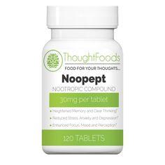 Buy Basic Nootropic Capsules Sample Pack (Aniracetam, Noopept ...