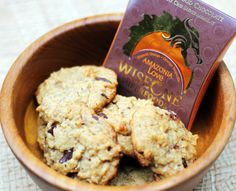 These Cookies are amazing.Nut butter based cookies withWise One Chocolate.They're grain free, vegan, and even suitable for the paleo diet, so you c