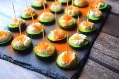 Cucumber Appetizers Recipe