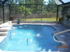 I thought I would start a new thread since I figured out how to post pics. I'm considering putting in small pool and would love all of your advice. Is it worth doing a pool this small? Will it look okay? Will it hurt resale value? Is there enough decking? I don't want just a spool or current to swim...