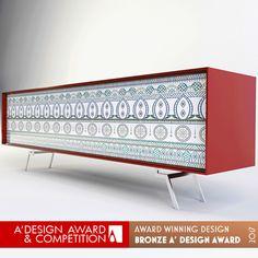''Asa'' Sideboard Design by Grigorelis