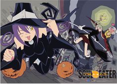 Soul Eater Wall Scroll - Blair Witch Chase @Archonia_US