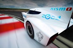 Nissan ZEOD RC fastest electric racing car will participate in the 2014 Le Mans 24 Hour