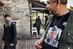 Inside Vladimir Putin's Pilgrimage to the Holy Mountain - http://viralfeels.com/inside-vladimir-putins-pilgrimage-to-the-holy-mountain/