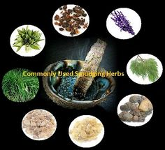 Commonly Used Smudging Herbs | Sweet Additions