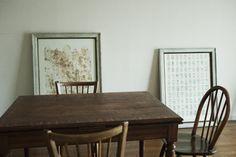 カワニシ タカヒさん 『圧倒的物量のアトリエ、究極のシンプルな暮らし』 LIFECYCLING -IDEE