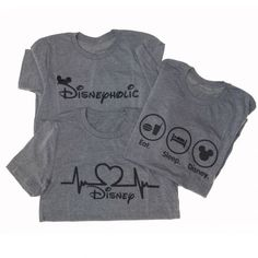 Admit it. You love it. It is the Happiest Place on Earth! You won't want to forgo your next trip without this super comfy and breathable tee in your luggage! Show your Disney love with our new admit your addiction tee. Available in unisex sizes which makes it easy to use for a reunion tee, a family get together, or even for your girls trip getaway. Unisex Tee Sizes: Small (0-6) Medium (6-10) Large (10-14) XL (14-18) Tee is a unisex fit. Made of Cotton/Poly blend