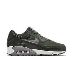 Nike Air Max 90 Leather Women's Shoe.