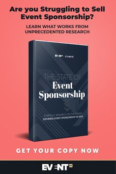 Are you struggling to sell event sponsorship? Learn what works from unprecedented research. Get your free PDF What Works, Event Marketing, Event Management, Company Names, Research, Pdf, How To Plan, Things To Sell, Learning