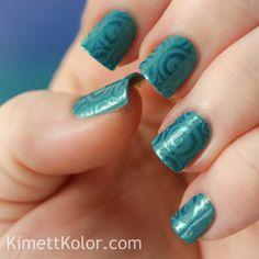 Kimett Kolor #nail #nails #nailart