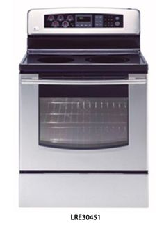 CPSC - LG Electronics Recalls Electric Ranges Due to Burn and Fire Hazards