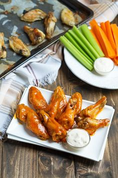 Cooking chicken wings from frozen is a quick way to get dinner ready Frozen Chicken Wings, Cooking Chicken Wings, Crispy Chicken Wings, Chicken Wing Recipes, How To Cook Chicken, Freezing Chicken, Chicken Wing Sides, Mustard Bbq Sauce