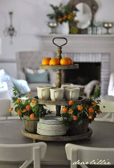 Tiered Stand For My Kitchen Counter Back Home By Dear Lillie