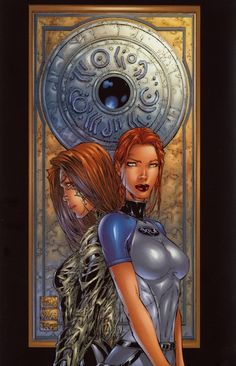 Witchblade by Michael Turner [©2014]