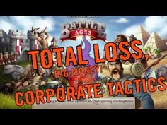 TOTAL LOSS!  The Corporate Tactic