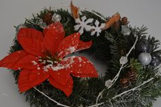 Festive wreath - my own compositon
