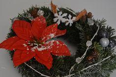 Festive wreath - my own compositon