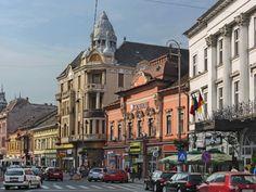 All sizes | Arad, stradă comercială in Arad P1030366 | Flickr - Photo Sharing!