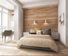 Top Home Trends I'm Loving for Spring 2019 (and a few I'm not!) Top Home Trends I'm Loving for Spring 2019 (and a few I'm not! Modern Bedroom Design, Master Bedroom Design, Home Interior Design, Interior Ideas, Bedroom Ideas For Couples Modern, Contemporary Bedroom, Bed Design, Kitchen Interior, Interior Inspiration