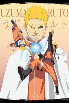 Uzumaki Naruto! by FabianSM.deviantart.com on @DeviantArt