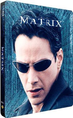 Matrix en blu-ray métal édition limitée