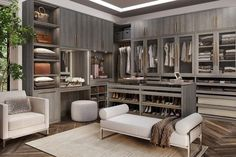 California Closets provides a range of unique and beautiful custom closets, closet organizers, and home storage systems for any room in your home. Elfa Closet System, Best Closet Systems, No Closet Solutions, Closet Shelving, Shelving Solutions, Shelves, Walk In Closet Design, Wardrobe Design, Closet Designs