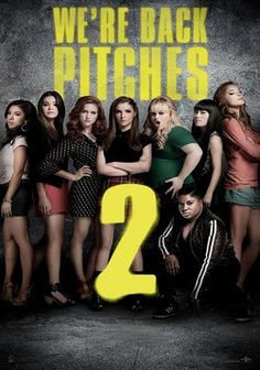 Critics Consensus: Pitch Perfect 2 sings in sweet comedic harmony, even if it doesn't hit quite as many high notes as its predecessor.