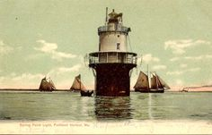 Lighthouses of the U.S.: Southern Maine