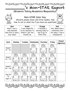 I like this idea, however, I am not sure I could do it for every single student every day yikes!