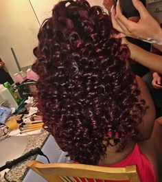 Natural Brazilian Human Virgin Hair Bundles with lace closure Goddess Hairstyles, Dope Hairstyles, Weave Hairstyles, Pretty Hairstyles, Black Hairstyles, Love Hair, Gorgeous Hair, Red Hair Extensions, Curly Hair Styles