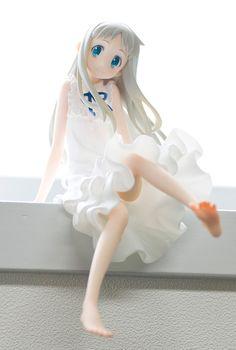 Anohana figure || anime figure
