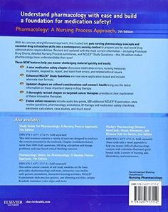 Pharmacology: A Nursing Process Approach, 7e (Kee, Pharmacology)