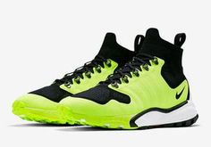 The Nike Air Zoom Talaria Mid Flyknit To Release In The OG Neon Colorway