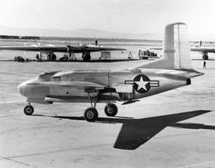 OTD 17 May 1946 at Edwards - The highly innovative XB-43 Jetmaster made its first flight, with…»